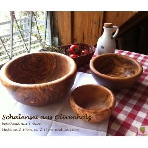 Olivewood bowl