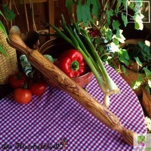 Matterello in legno di olivo