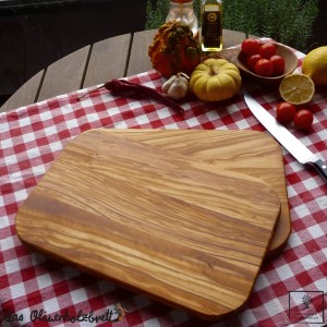 Breakfast board, classic rectangular, set of two