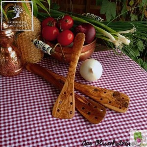 Spatula, olivewood