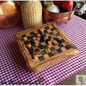 Conjunto de juegos de ajedrez, Soliatire y dama