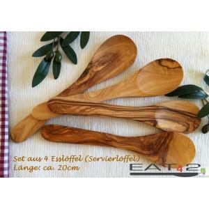 spoon, set of 4pcs