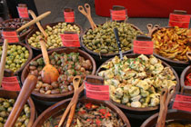 mercado de oliva