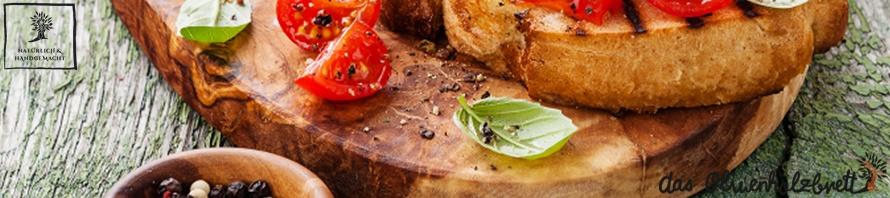 Olivenholz für den Küchengebrauch